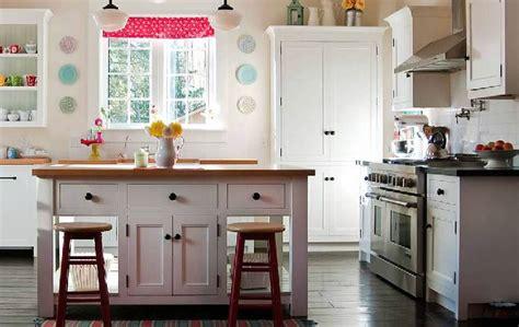 Free Standing Kitchen  Maggie's Free Standing Cottage Kitchen