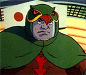 Retro Screamers Flashbacks » Gatchaman, G-Force & Battle ...