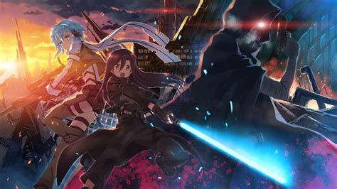Anime Wallpaper Sao - sao wallpapers wallpaper cave