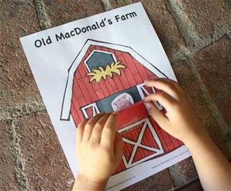 peek  boo farm animals fun family crafts