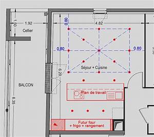 Spot encastrable plafond Wikilia fr