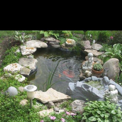 Backyard Pond Kits - backyard fish pond kits small bfish bpond bwood blayered