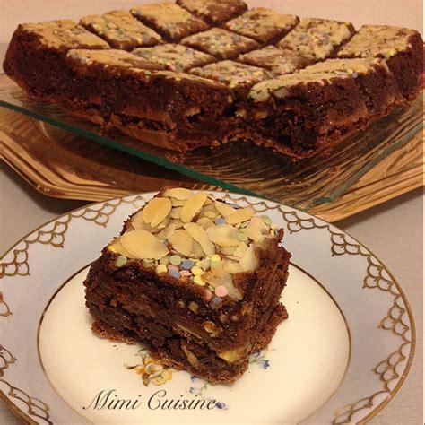 dessert avec banane et chocolat fondant chocolat banane recette companion