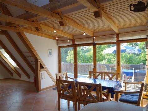 Küche Im Dachgeschoss by Ferienwohnung Sorgenlos Luxus Dachgeschoss Waren M 252 Ritz