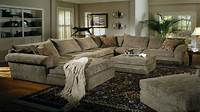 oversized sectional sofas Furniture: Enjoy Your Living Room With Cool Oversized ...