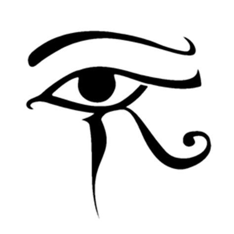 egyptian eye  horus stencil  stencil gallery