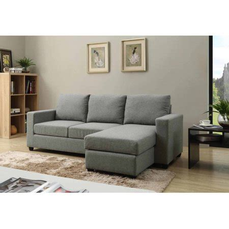 Convertible Sofas For Small Spaces by Nathaniel Home Alexandra Small Space Convertible Sectional