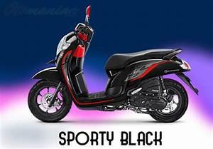 Model Motor Scoopy Terbaru