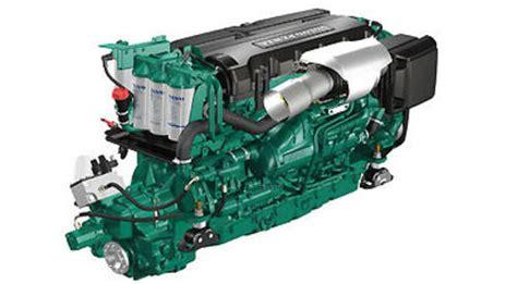 volvo penta  series marine diesel engine service manual