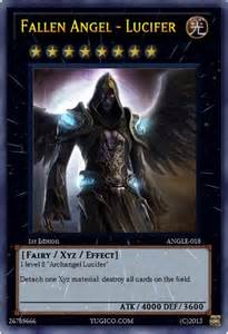 Archangel Lucifer Fallen Angel