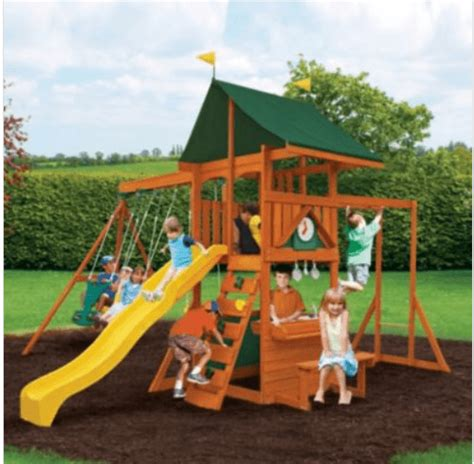 Sears Canada Deals 30% Off Big Backyard By Solowave
