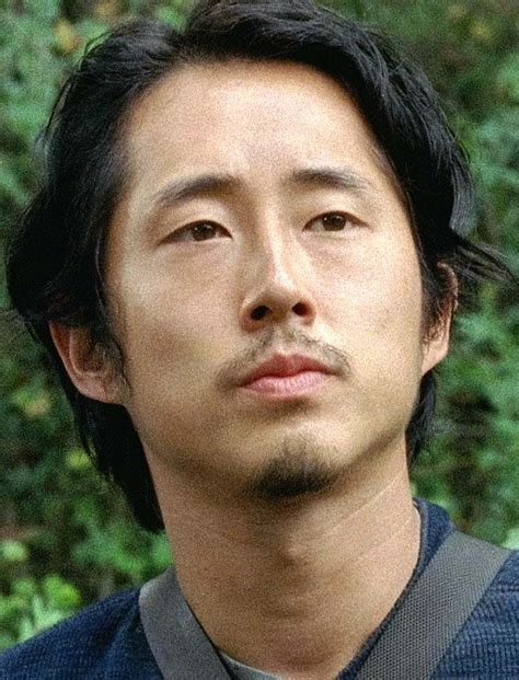 The third episode of season six, titled thank you, closed with steven yeun's glenn — now the group's moral compass — seemingly having his intestines ripped apart by the undead. Glenn Rhee (TV Series)   Walking Dead Wiki   Fandom