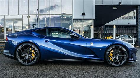 "Ferrari california t car price starts at rs. JeffMG on Twitter: ""Ferrari 812 Superfast in brilliant Tour de France blue.…"