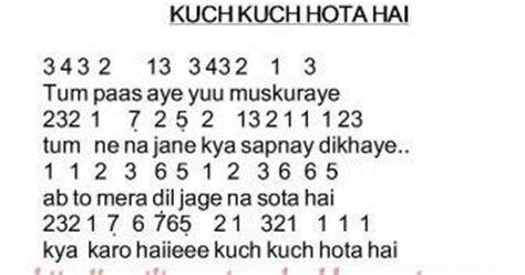 not angka lagu iwan fals pencarian not angka not angka lagu kuch kuch hota hai india