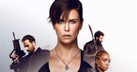 The Old Guard Poster Has Charlize Theron Ready for Action ...