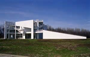 Richard Meier The Atheneum New Harmony Indiana