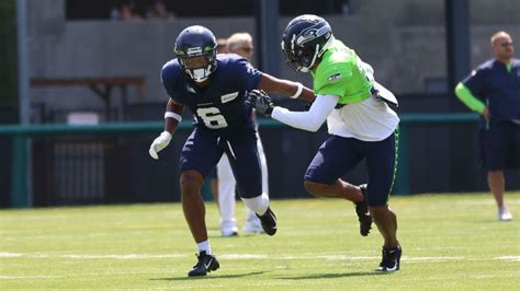 seahawks  roster moves adding  receivers