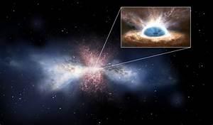 Attila il buco nero, flagello della galassia | MEDIA INAF