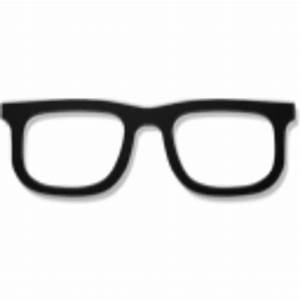 Hipster Glasses Clipart