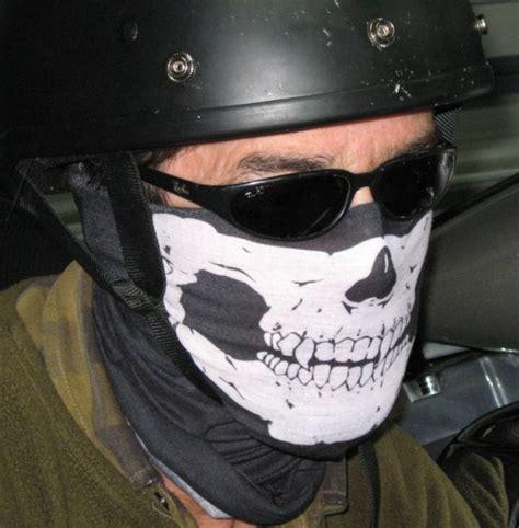 clearance sales skull design biker mask harley davidson