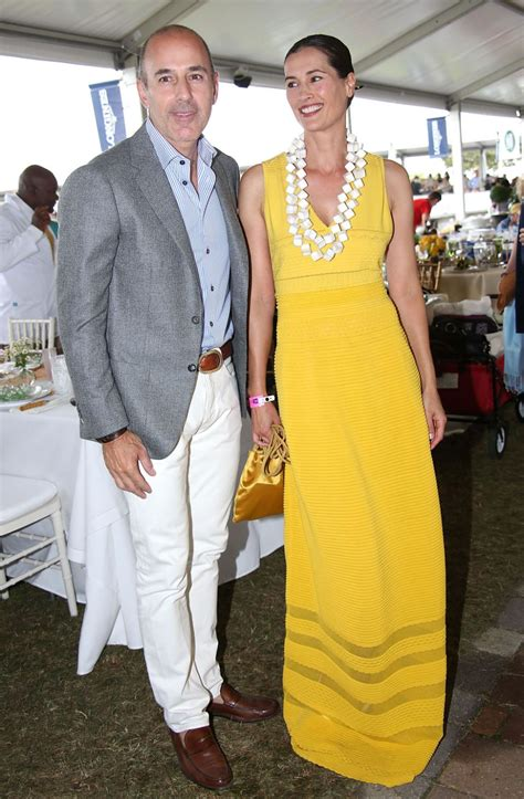 Who Is Annette Roque? 9 Facts About Matt Lauer's Wife