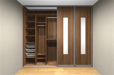 Built In Wardrobe Designs For Small Bedroom  Built In