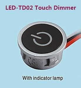 Hot 3way Dimmers 12v Touch Led Dimmer For Led Lighting