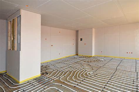 percer plafond chauffage au sol 28 images installer un plancher chauffant hydraulique