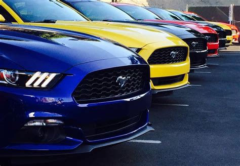Ford 2016 Lineup by A Misadventure In The 2015 Ford Mustang