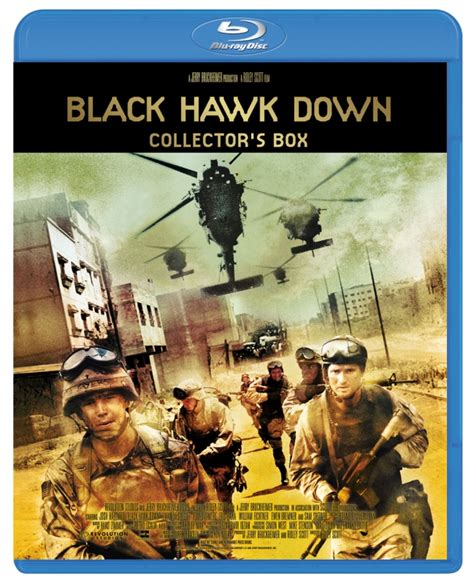 Black Hawk Down Collector`s Box(extended Cut Blu-ray