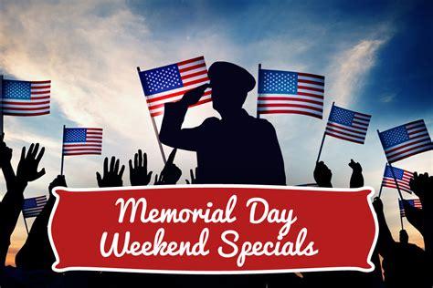 memorial day weekend specials jacksonville beach