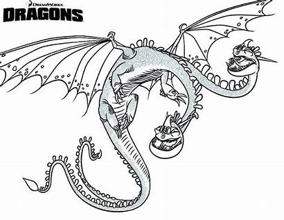 Dragon Coloring Train Pages Zippleback