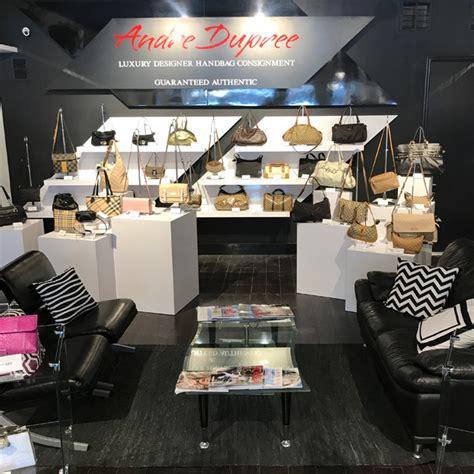 Andre Dupree Luxury Designer Handbag Consignment Las