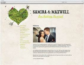 create a wedding website wedding planning creating a wedding website