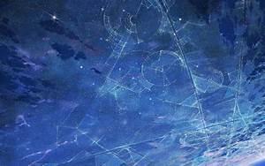 Anime Artwork Fantasy Art Stars Galaxies Planets Spac