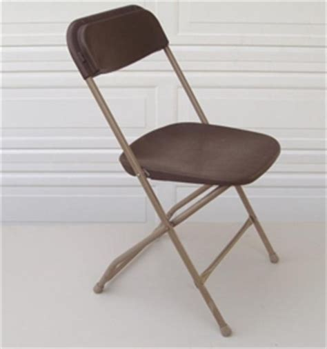 brown folding chair westville grand rental station