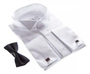 designer pullover herren designer smokinghemd weiß mit schwarzer fliege herren hemd mit manschettenknöpfe kragen