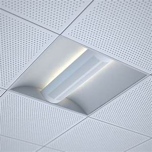 Office recessed ceiling light by lftspc docean