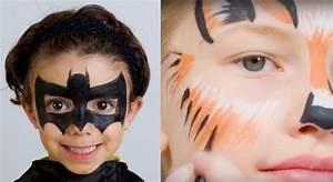 Modele Maquillage Carnaval Facile : maquillage mod les et tutos faciles pour d guiser adultes et enfants i blog ma maison beko ~ Melissatoandfro.com Idées de Décoration
