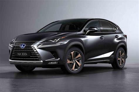 2018 Lexus Nx Gets A Refresh In Shanghai  Motor Trend