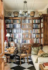 81 Cozy Home Library Interior Ideas | Cozy, Interiors and ...