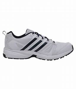 Adidas ADI PRIMO 10 M White Running Shoes Buy Adidas ADI PRIMO 10 M White Running Shoes
