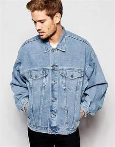 Menu0026#39;s Denim Jackets Revisited by ASOS