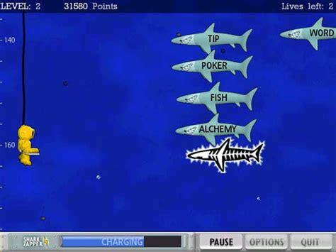 Typer Shark | GameHouse