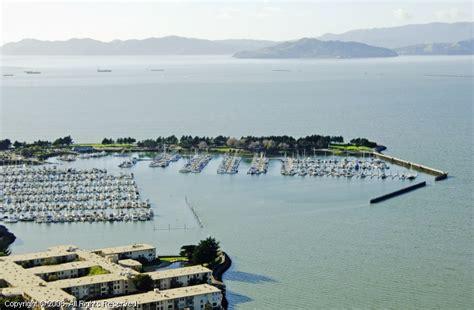 Emeryville Boat Slip by Emeryville Marina In Emeryville California United States