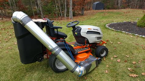 Diy Lawn Bagger (for Fall Cleanup)