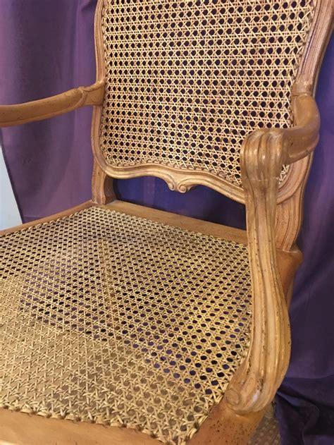 cannage de chaise fauteuil nimes