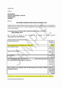 how to write f and f full and final settlement letter With full and final settlement letter template