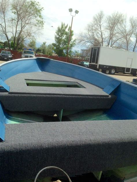 Aluminum Fishing Boat Remodel by 19 Best Aluminum Boat Board Images On Pinterest Aluminum