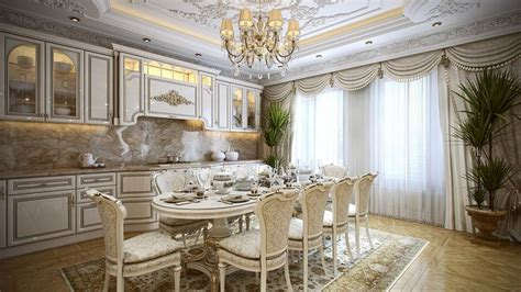5 Luxurious Interiors Inspired By Louis Era Design by 25 Best Ideas About Dining Rooms On